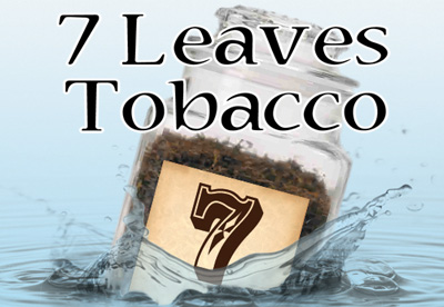 7 Leaves Tobacco Flavor E-Liquid